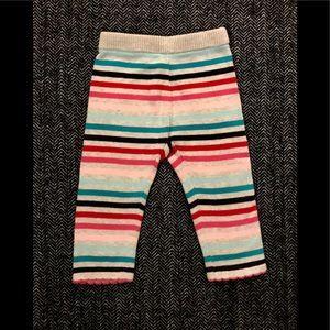 Other - 🎆sale 🎆Gymboree rainbow leggings size 12-18M
